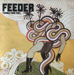 "Feeder ‎- Tumble And Fall (7"") (VG-/EX)"